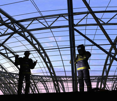 Structural Steel Erectors Professionals